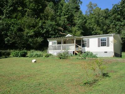 Franklin NC Single Family Home For Sale: $125,900