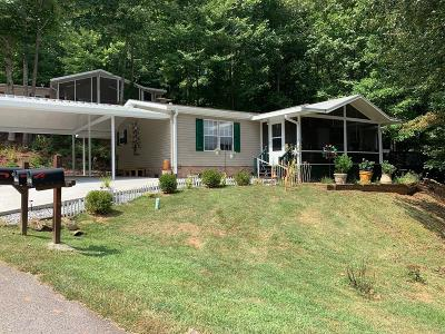 Franklin NC Single Family Home For Sale: $77,900