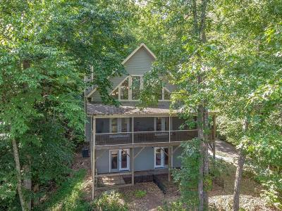 Franklin NC Single Family Home For Sale: $259,000