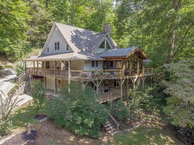 Macon County Single Family Home For Sale: 11 Mulberry Gap Road
