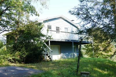 Franklin NC Single Family Home For Sale: $79,900