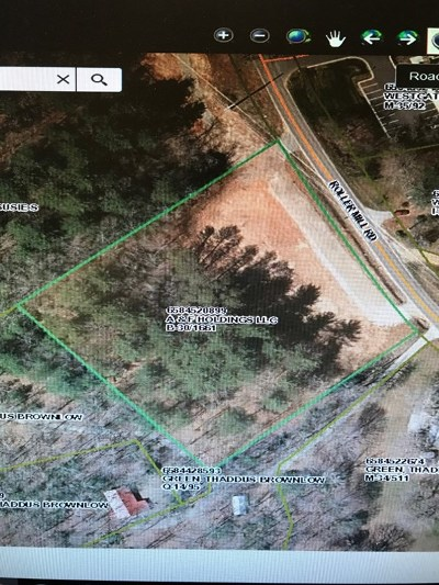 Franklin, Otto Residential Lots & Land For Sale: 651 Roller Mill Road