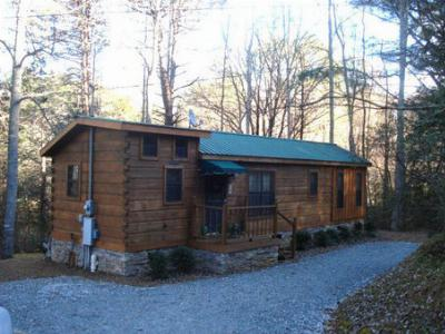 Franklin, NC Cabin for Sale