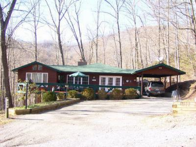 375 Rabbit Track Trail Home For Sale Franklin NC