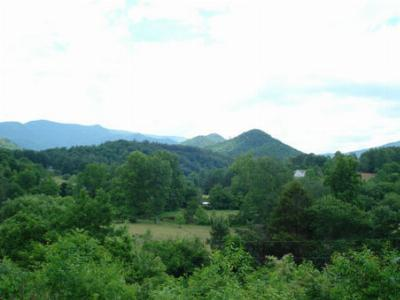 1004 Shope Road Home for Sale with Huge Long Range Views in Otto NC