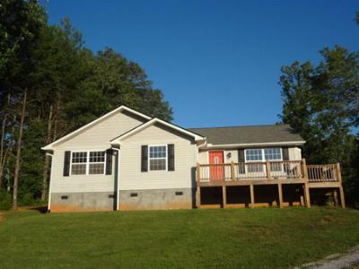 1612 Addington Bridge Road Home for Sale Franklin NC