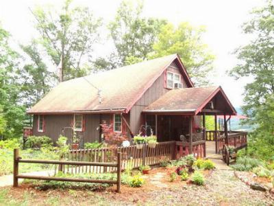 342 Bear Paw Hill Home for Sale Franklin, NC