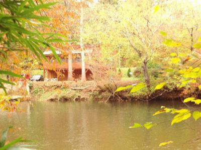 Little Tennessee River Front Cabin for Sale