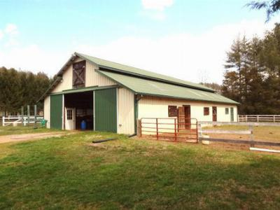 450 Tuckaway Lane Farm for Sale Otto NC