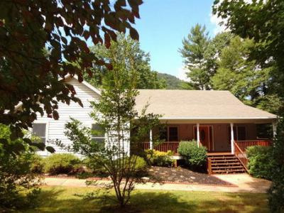 695 Stewart Road Home for Sale Otto, NC