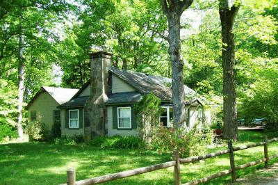 Franklin NC Single Family Home Sold: $89,900