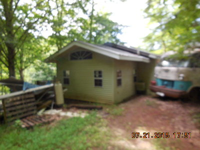 Macon County Single Family Home For Sale: 421 Smokerise Rd.