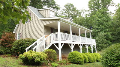 Franklin NC Single Family Home Sold: $142,000