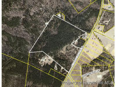 Raeford Residential Lots & Land For Sale: N Horace Walters Road