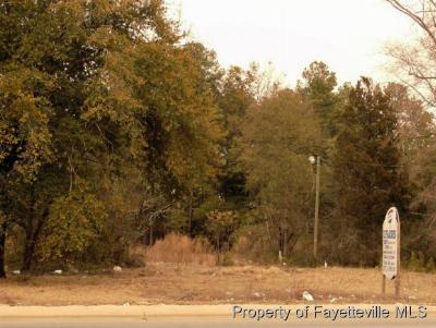 Hope Mills Residential Lots & Land For Sale: 3075 North Main Street