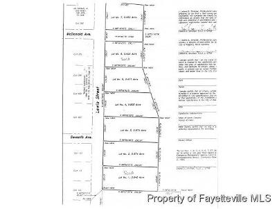 Residential Lots & Land For Sale: Lewis Street