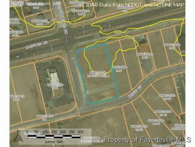 Fayetteville Residential Lots & Land For Sale: 6985 Raeford Rd.