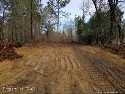 Raeford Residential Lots & Land For Sale: Turnpike Lot Road