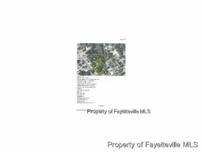 Raeford Residential Lots & Land For Sale: Vass Road