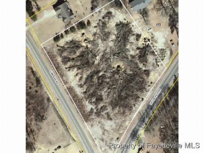 Hoke County Residential Lots & Land For Sale: Gillis Hill Rd