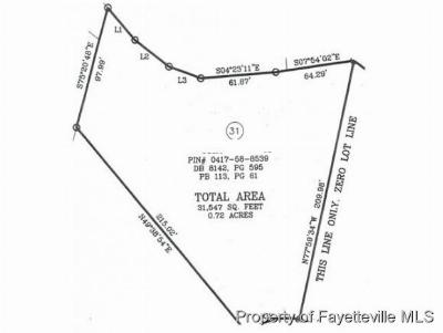 Cumberland County Residential Lots & Land For Sale: 151 Northstone Place