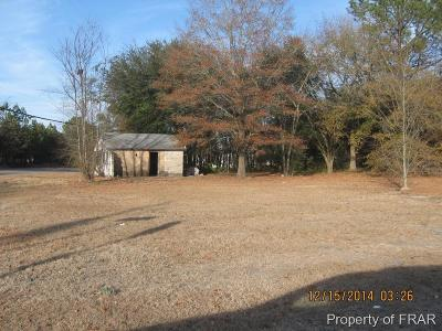 Raeford Residential Lots & Land For Sale: North Main Street