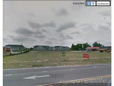 Hope Mills Residential Lots & Land For Sale: Duke Street