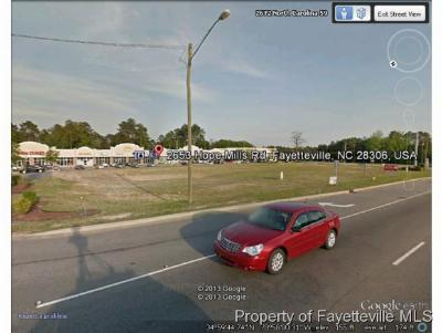 Cumberland County Residential Lots & Land For Sale: 2653 Hope Mills Road