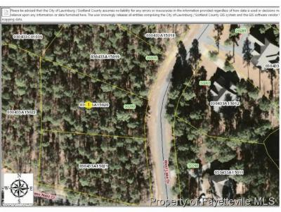 Wagram Residential Lots & Land For Sale: 20 Westlake Dr