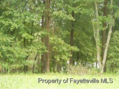Spring Lake NC Residential Lots & Land For Sale: $83,000