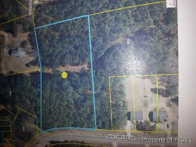 Residential Lots & Land For Sale: Twin Creeks Dr