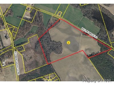 Hoke County Farm For Sale: Will Monroe Road