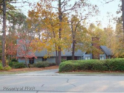 Fayetteville Single Family Home For Sale: 2900 Middlesex Road