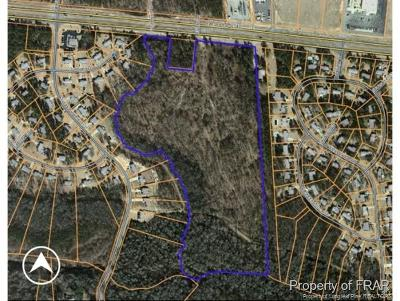 Fayetteville Residential Lots & Land For Sale: Apartment Land Raeford Rd