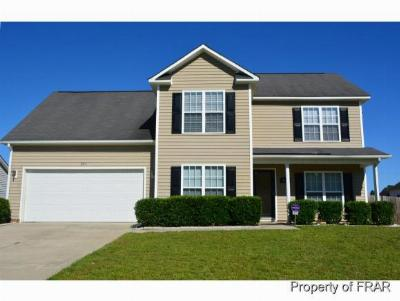 Fayetteville NC Single Family Home For Sale: $154,500