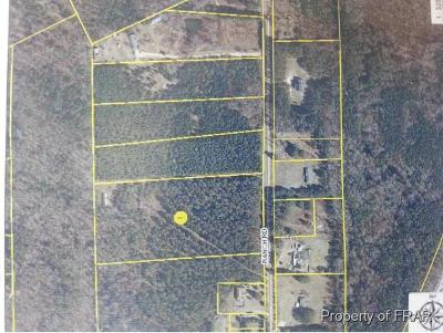 Raeford Residential Lots & Land For Sale: 565 Ranch Rd