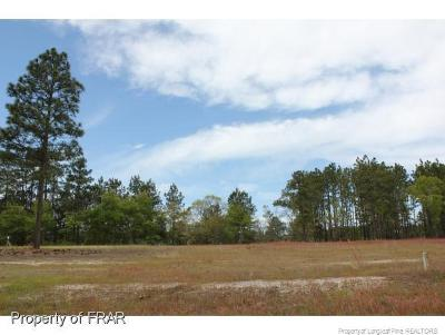 Sampson County Residential Lots & Land For Sale: Lots 69, 70, 72 Fox Run