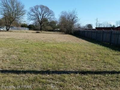 Fayetteville Residential Lots & Land For Sale: 2221 Hope Mills Rd