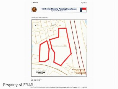 Fayetteville Residential Lots & Land For Sale: 4938 Lake Valley Dr