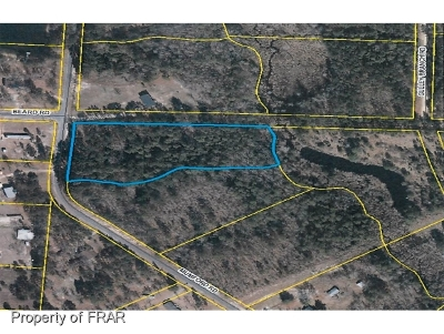 Raeford Residential Lots & Land For Sale: Mumford Road