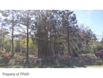 Red Springs Residential Lots & Land For Sale: McBryde Mill Rd
