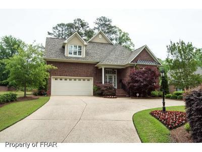 Fayetteville Single Family Home For Sale: 309 E. Park Dr.