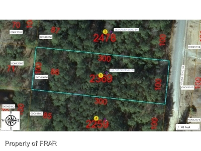Residential Lots & Land For Sale: 186 Creek Bend Dr