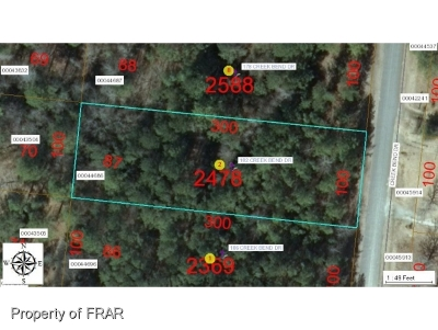 Residential Lots & Land For Sale: 182 Creek Bend Dr