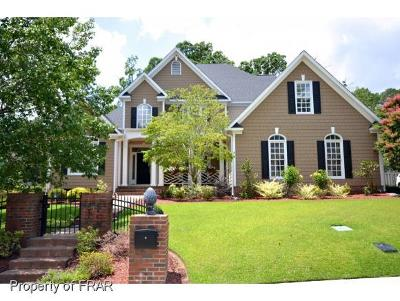Fayetteville NC Single Family Home For Sale: $544,900