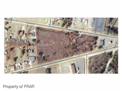 Hope Mills Residential Lots & Land For Sale: 6585 Rockfish Road