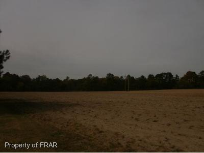 Harnett County Residential Lots & Land For Sale: 1781 North Main Street