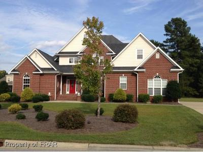 Fayetteville Single Family Home For Sale: 241 Stoneleigh Dr. #158