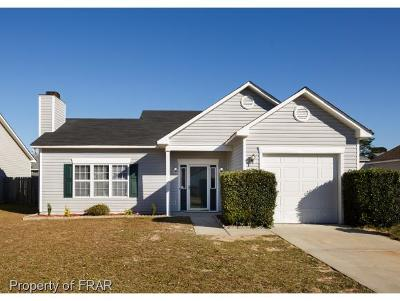 Hope Mills NC Single Family Home For Sale: $99,900