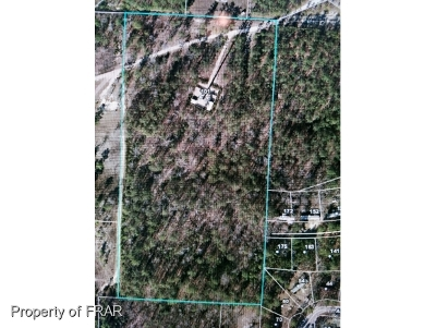 Spring Lake Residential Lots & Land For Sale: 101 Cypress Drive